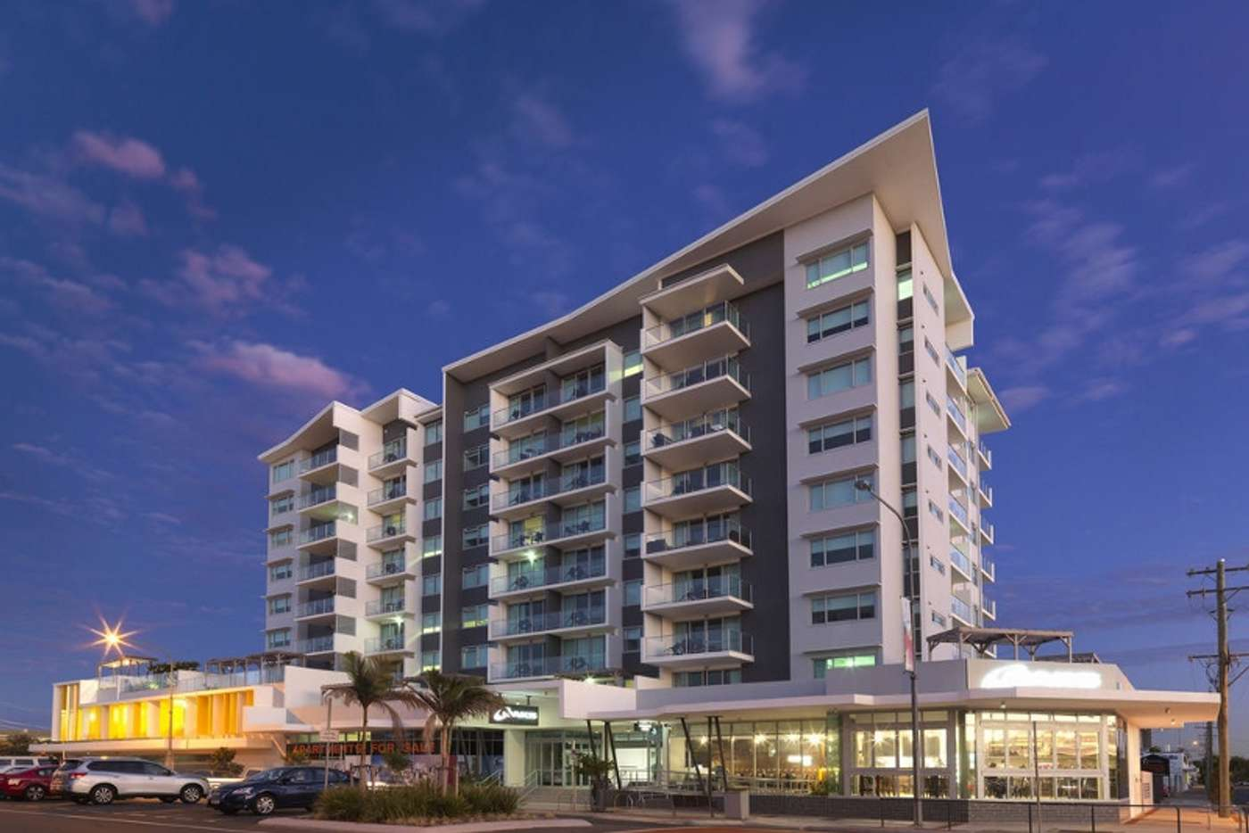 Main view of Homely unit listing, 708/55-63 River Street, Mackay QLD 4740