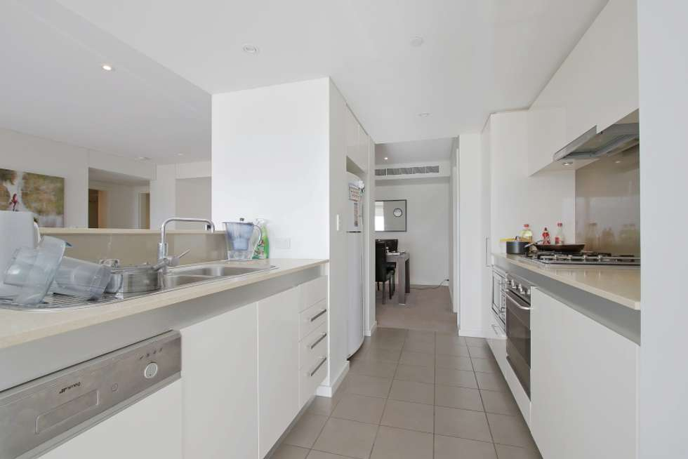 Second view of Homely apartment listing, 1101/30 The Circus, Burswood WA 6100