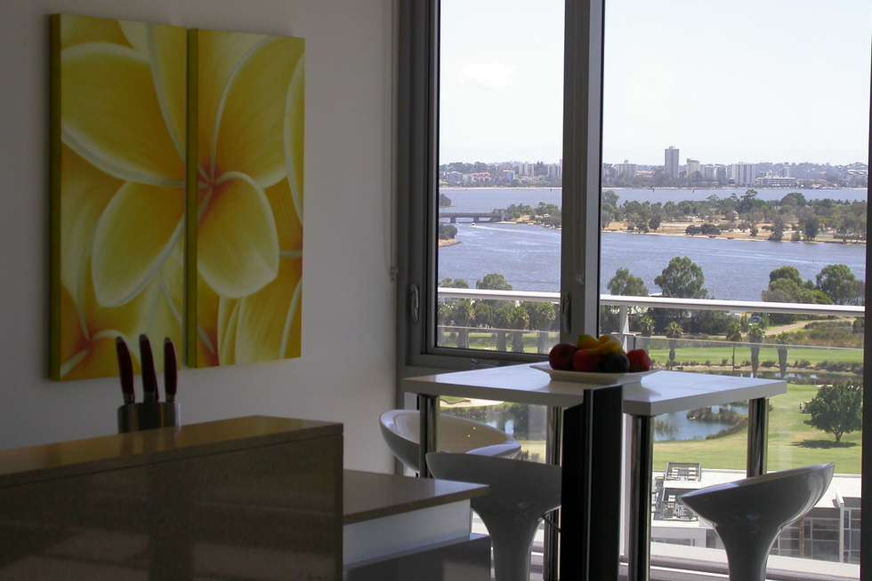 Fifth view of Homely apartment listing, 1101/30 The Circus, Burswood WA 6100