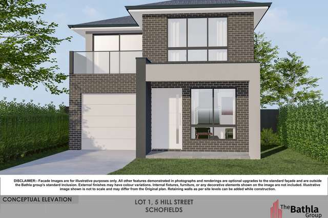 5 Hill Street, Schofields NSW 2762
