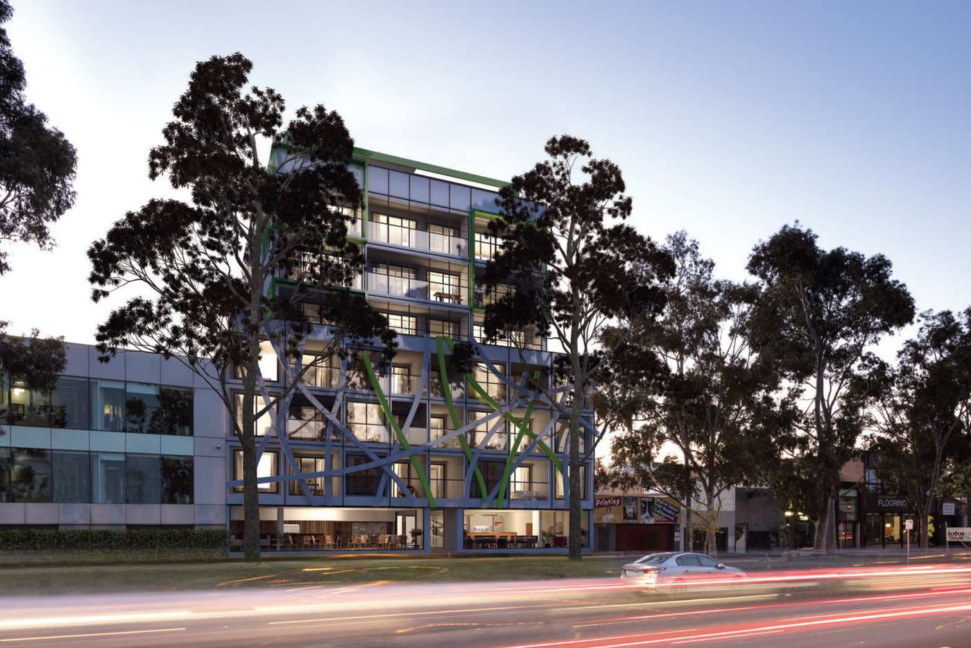 Main view of Homely apartment listing, 110/60 Islington Street, Collingwood VIC 3066