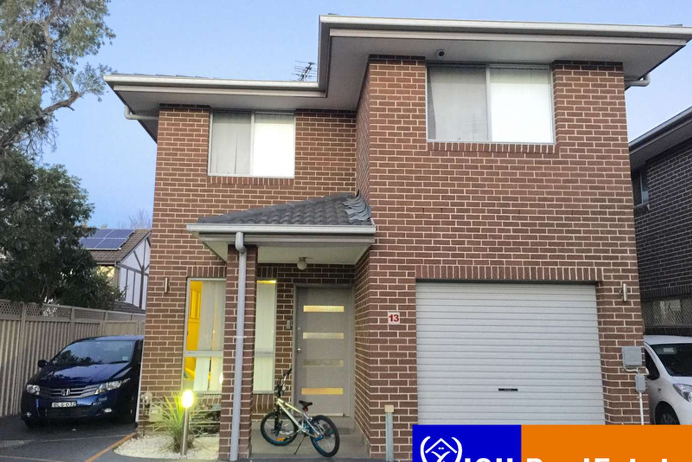 Main view of Homely townhouse listing, 13/27 Valeria, Toongabbie NSW 2146