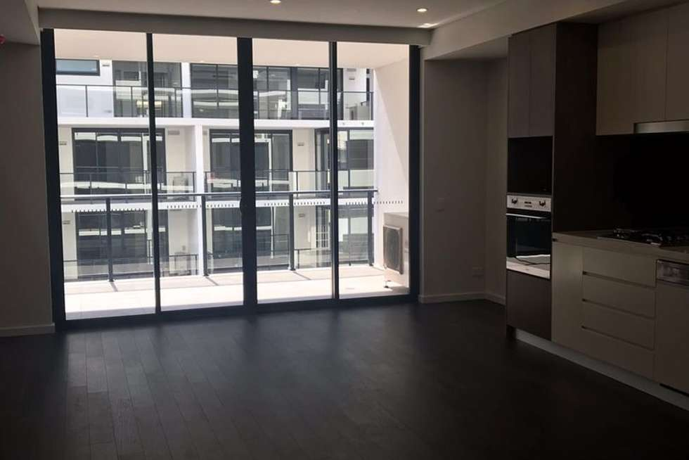 Second view of Homely apartment listing, 801B/2 Muller Lane, Mascot NSW 2020