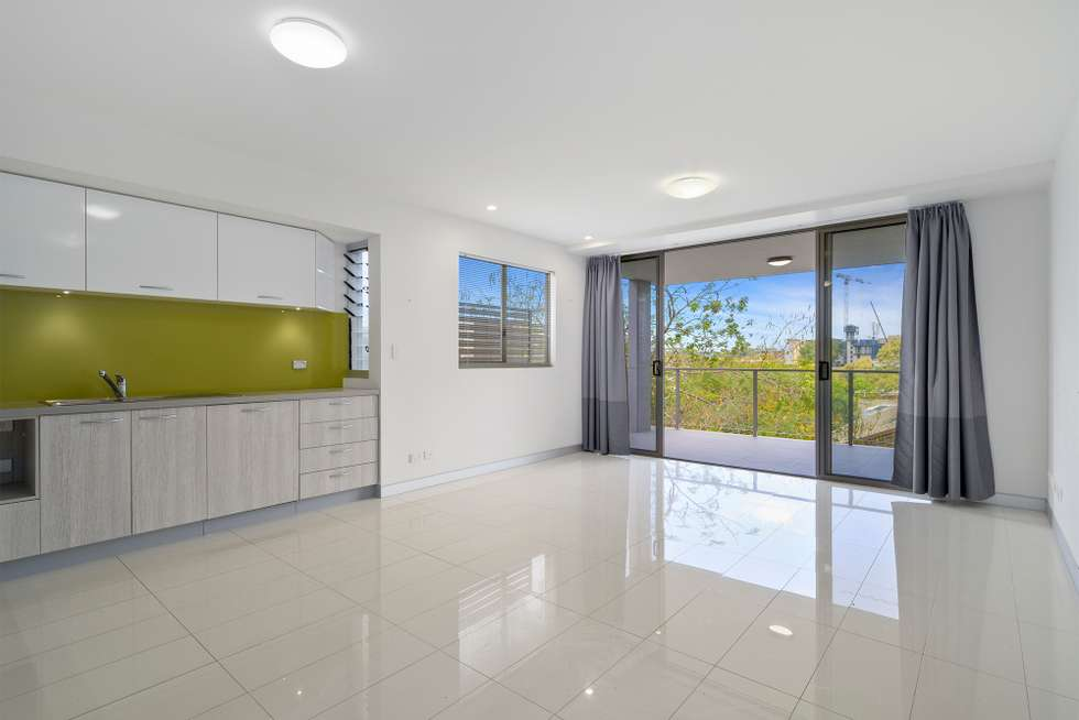 Second view of Homely apartment listing, 1/58 Durham Street, St Lucia QLD 4067