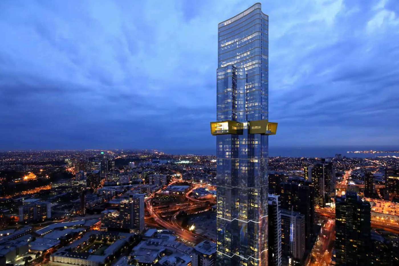 Seventh view of Homely apartment listing, 2314/70 Southbank Boulevard, Southbank VIC 3006