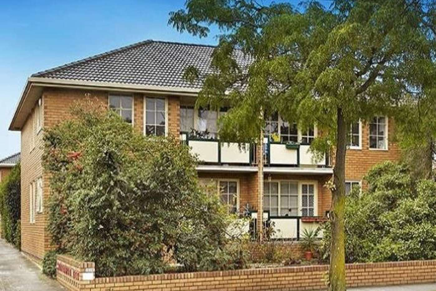 Main view of Homely unit listing, 2/1015 Glenhuntly Road, Caulfield VIC 3162