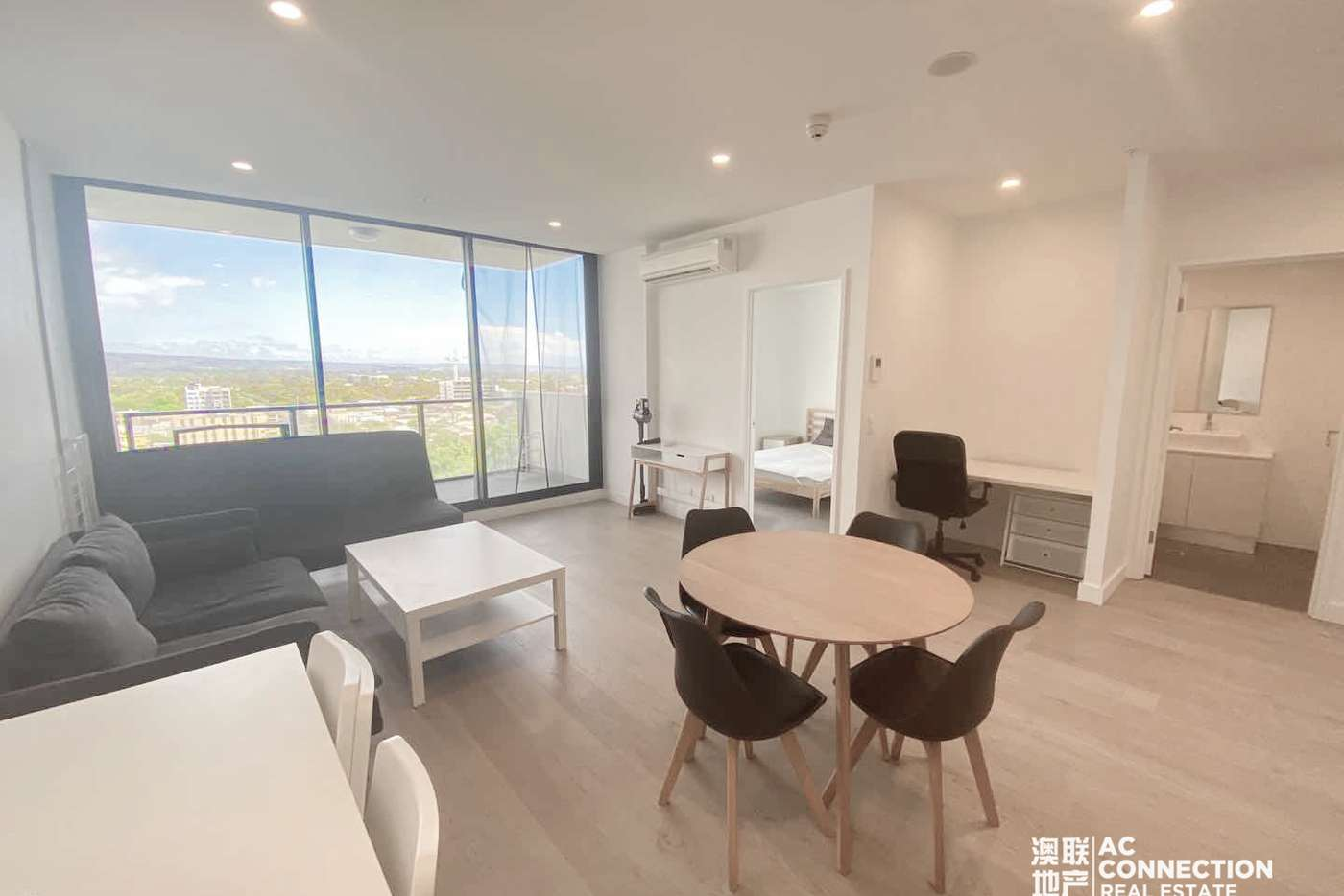 Main view of Homely apartment listing, 1008/156 Wright Street, Adelaide SA 5000