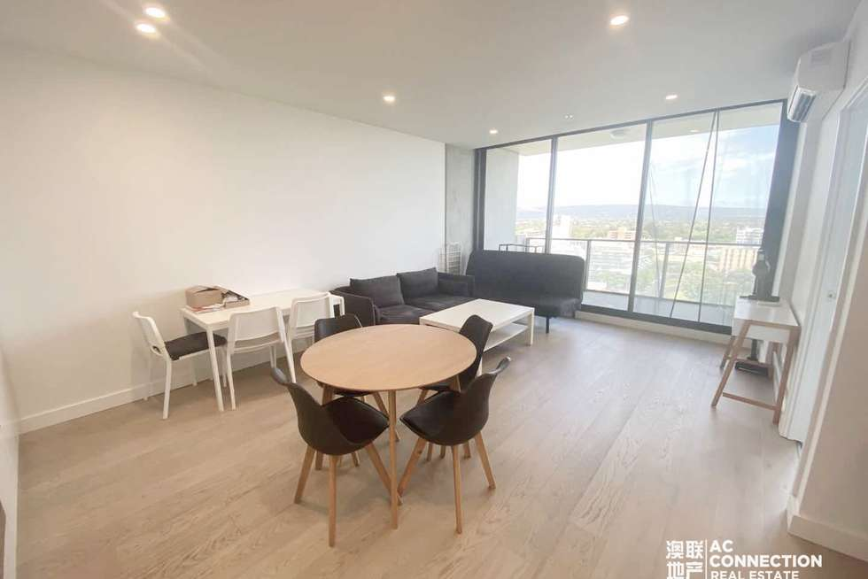 Second view of Homely apartment listing, 1008/156 Wright Street, Adelaide SA 5000