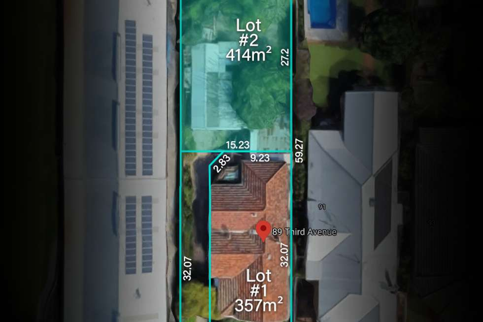 Second view of Homely residentialLand listing, Prop Lot/89A THIRD AVENUE, Mount Lawley WA 6050