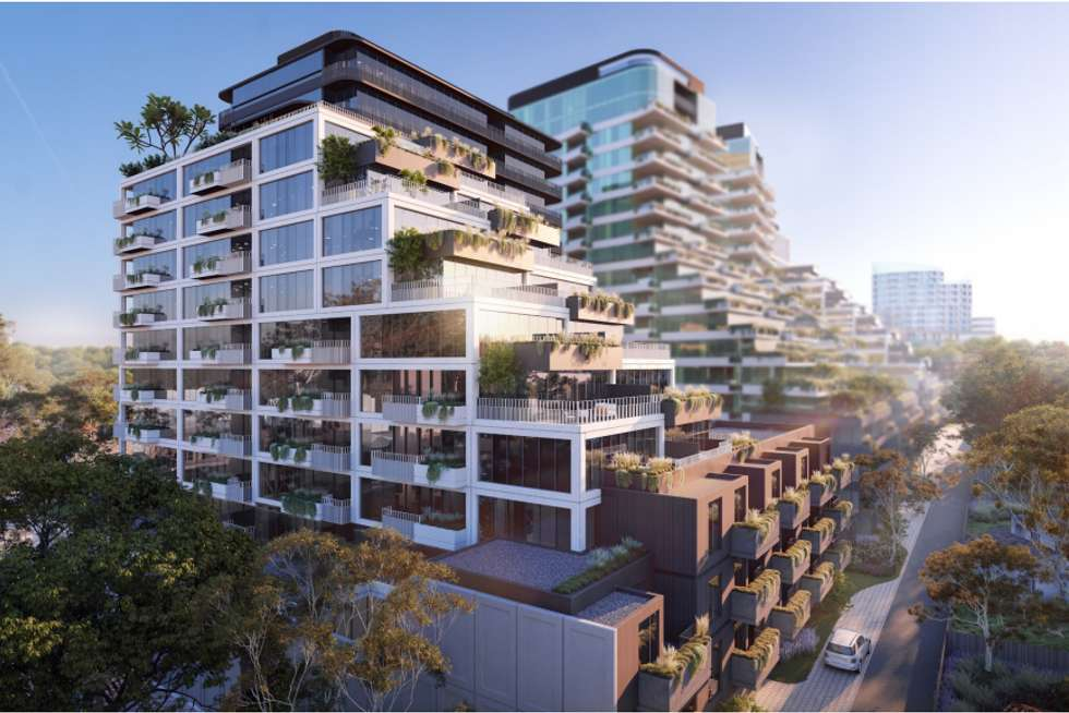 Second view of Homely apartment listing, 87-131 Bell Street, Ivanhoe VIC 3079
