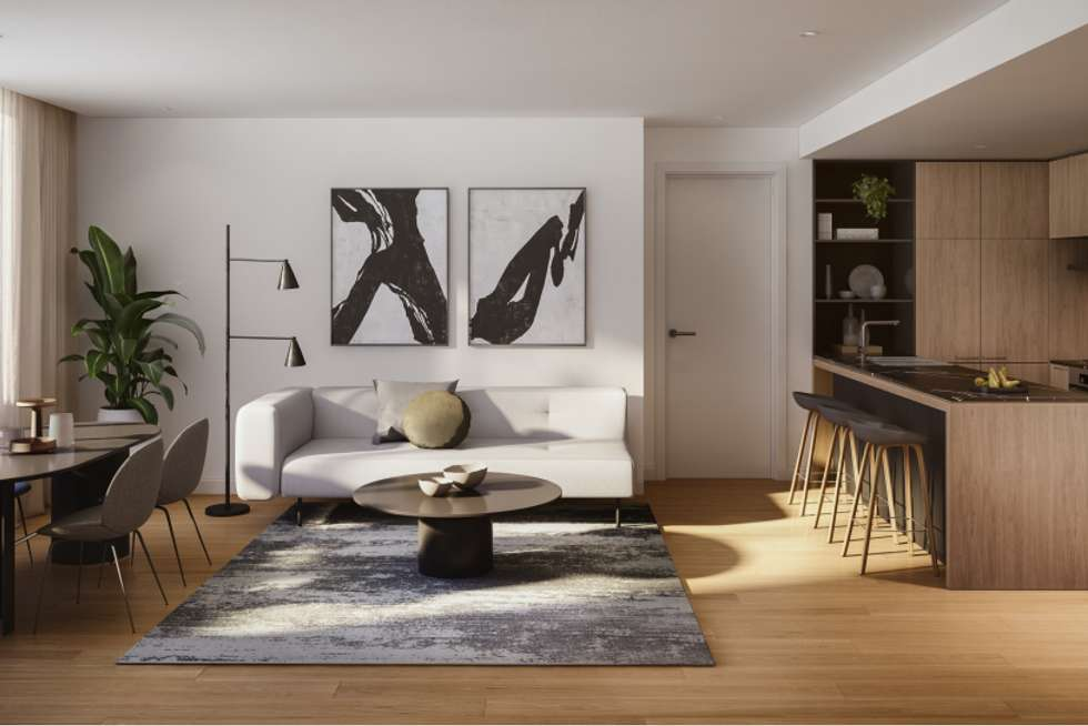 Third view of Homely apartment listing, 87-131 Bell Street, Ivanhoe VIC 3079