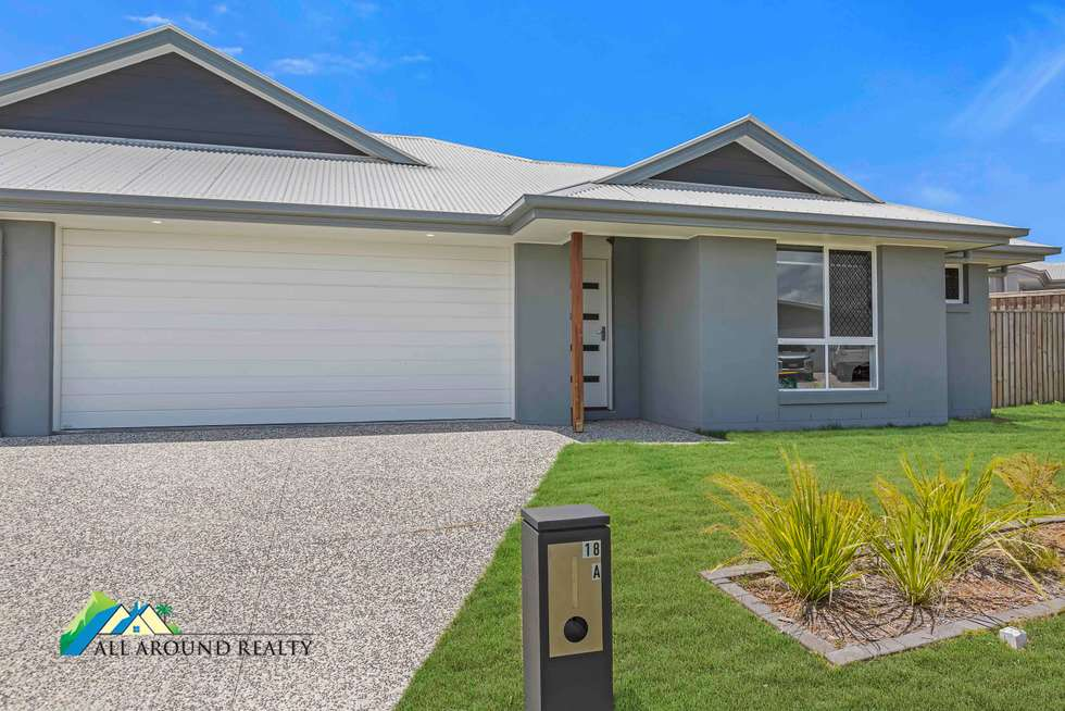 Second view of Homely semiDetached listing, 1/18 Proteous Street, Burpengary QLD 4505