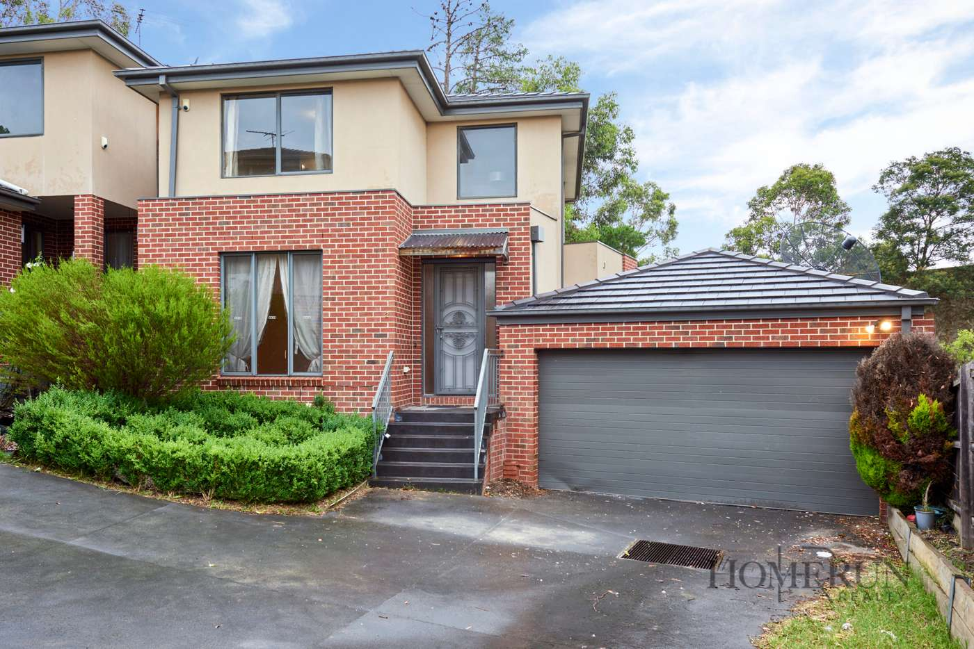 Main view of Homely townhouse listing, 2/46 Gedye Street, Doncaster East VIC 3109