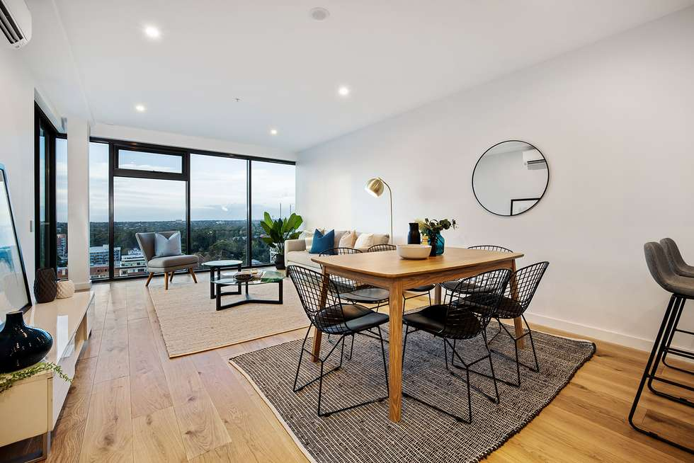 Second view of Homely apartment listing, 1206/297 Pirie Street, Adelaide SA 5000
