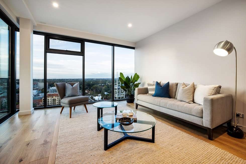 Third view of Homely apartment listing, 1206/297 Pirie Street, Adelaide SA 5000