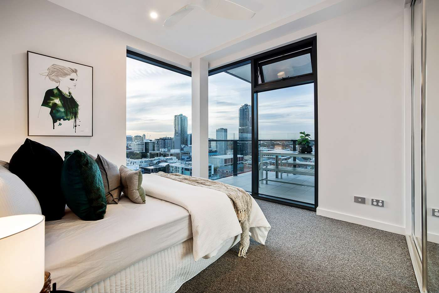 Sixth view of Homely apartment listing, 1206/297 Pirie Street, Adelaide SA 5000