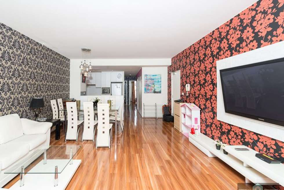Second view of Homely apartment listing, Building H/10-16 Marquet Street, Rhodes NSW 2138