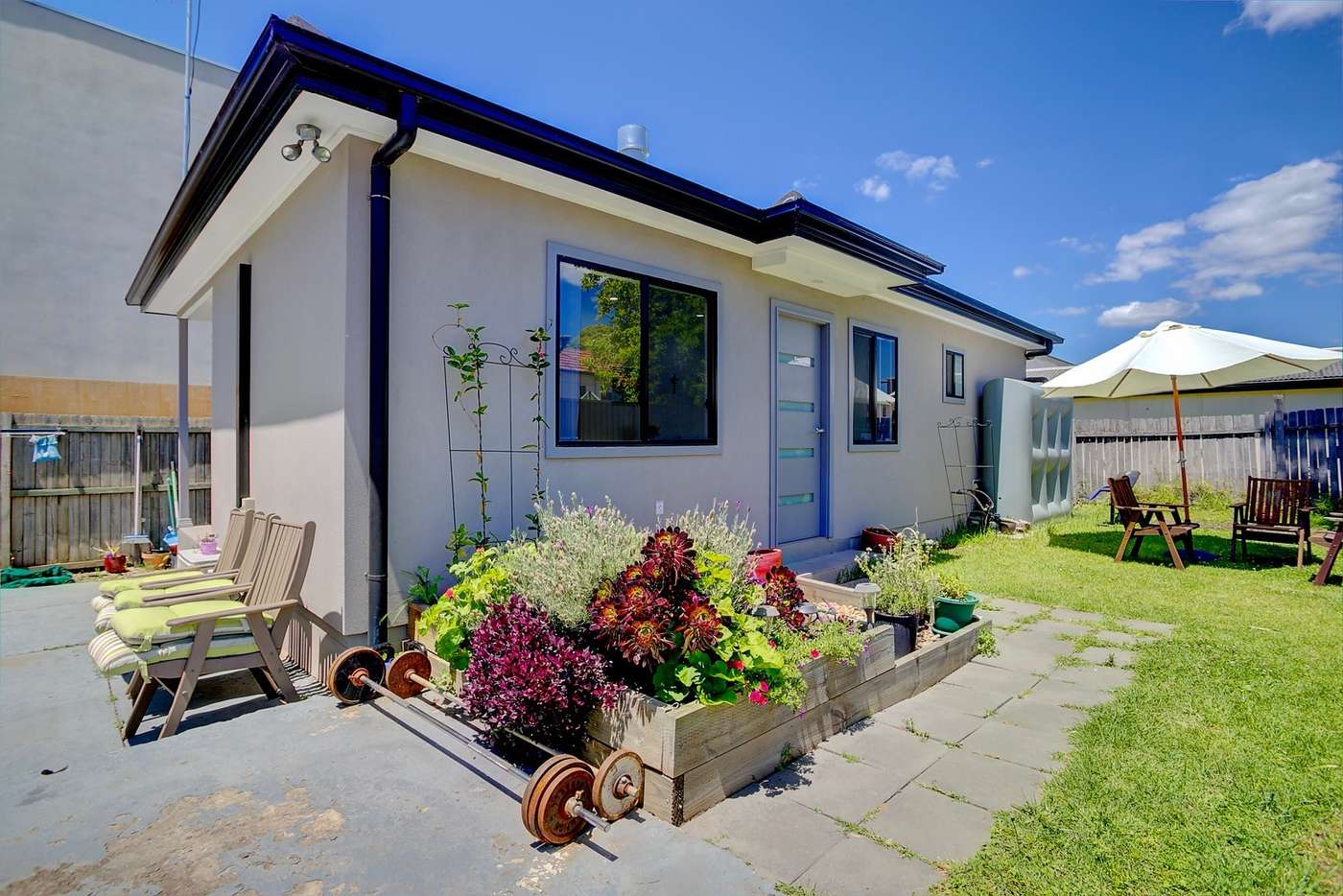 Main view of Homely villa listing, Granny flat/10A Wentworth Street, Greenacre NSW 2190