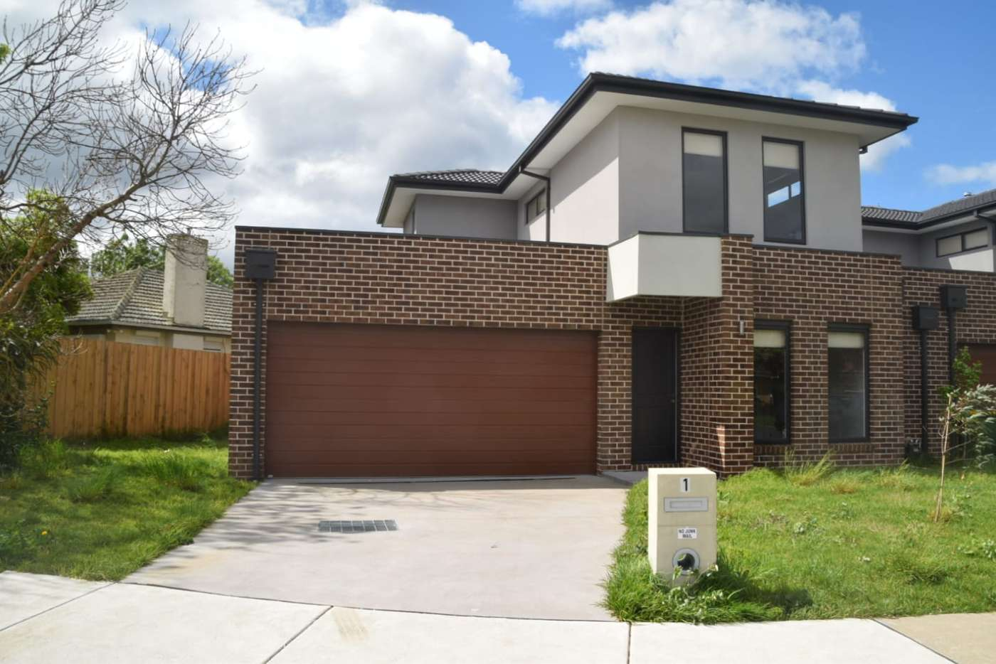 Main view of Homely townhouse listing, 1/18 James Street, Pakenham VIC 3810