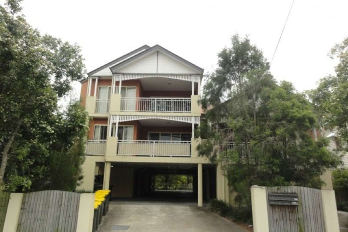 Main view of Homely unit listing, 4/18 Jellicoe Street, Coorparoo QLD 4151
