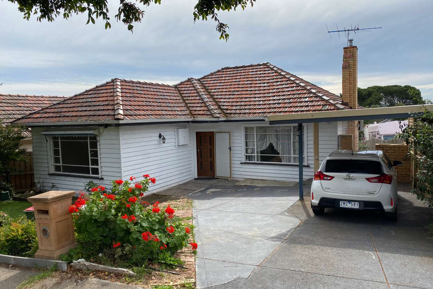 Main view of Homely house listing, 56 Bloomfield Avenue, Maribyrnong VIC 3032