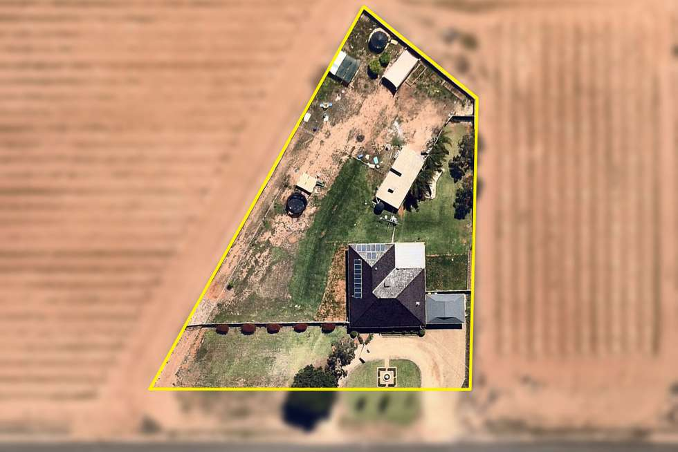 Second view of Homely house listing, 210 Fifth Street, Merbein VIC 3505