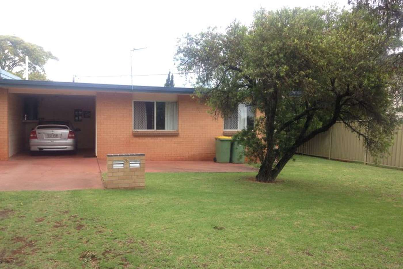 Main view of Homely unit listing, 2/36 Canberra Street, Harristown QLD 4350