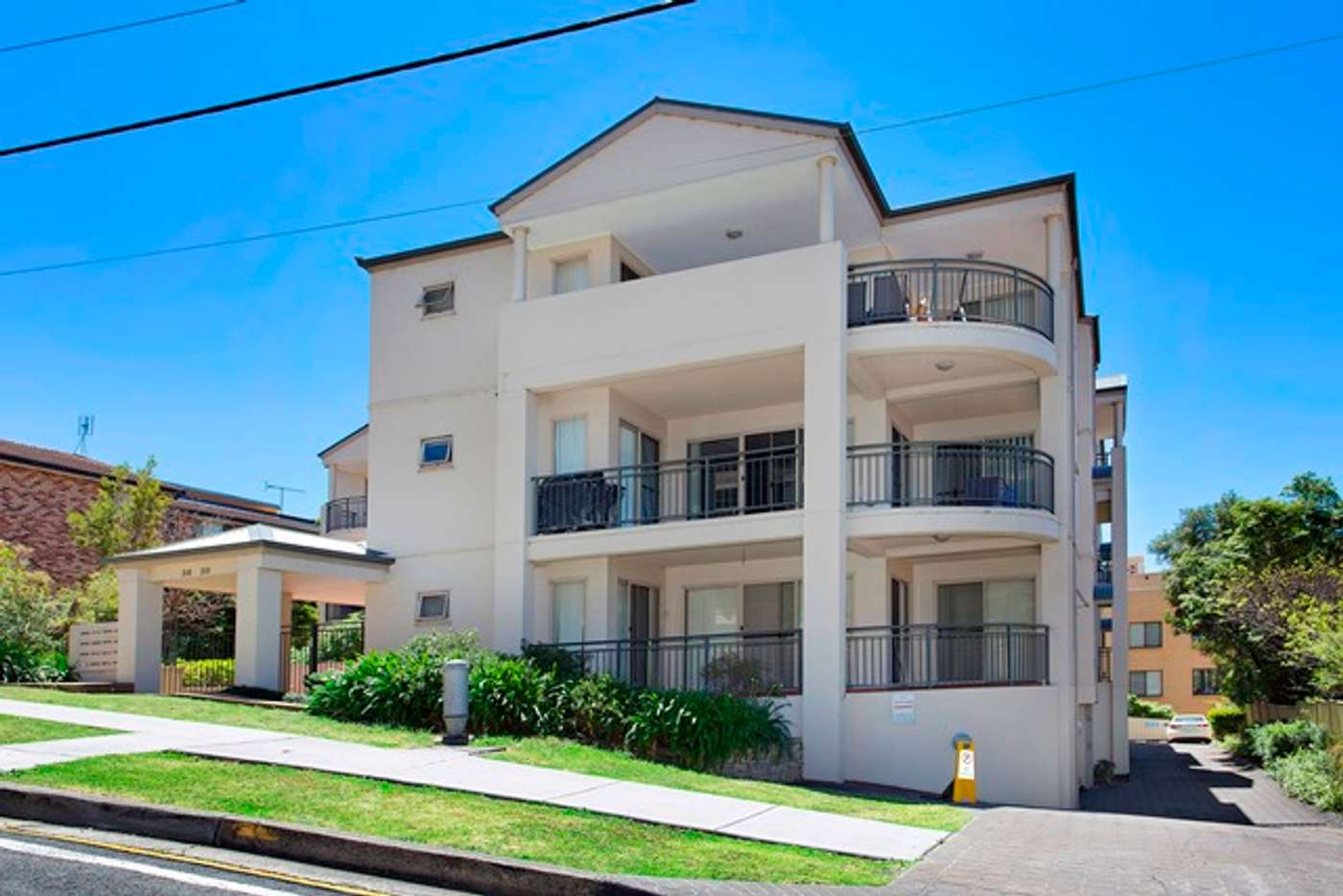 Main view of Homely apartment listing, 4/36-38 Loftus Street, Wollongong NSW 2500