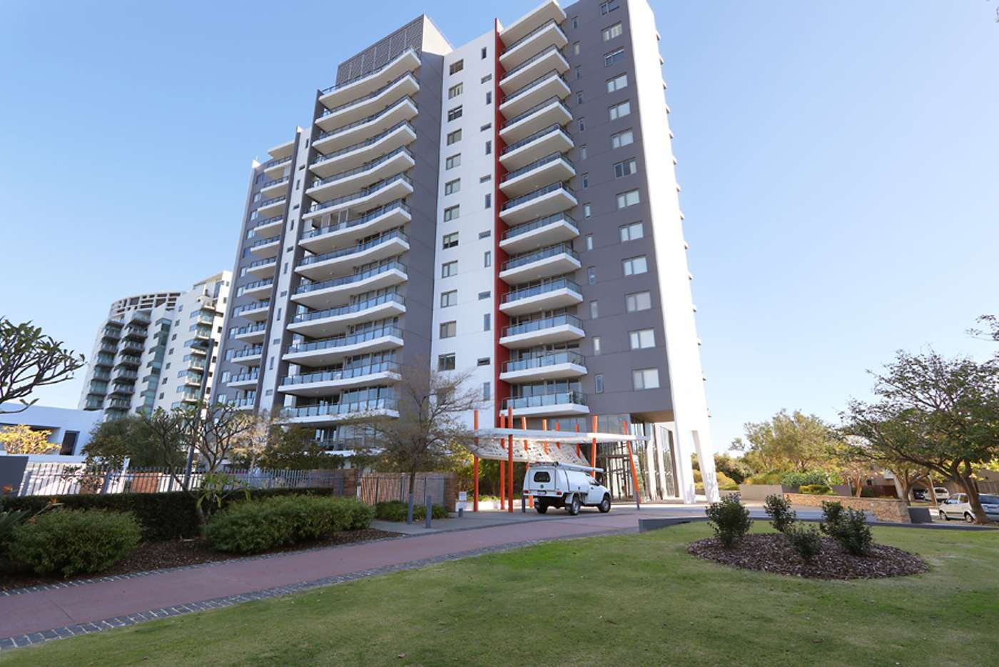 Main view of Homely apartment listing, 905/2 Oldfield Street, Burswood WA 6100