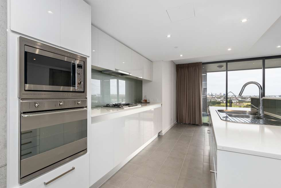 Third view of Homely apartment listing, 905/2 Oldfield Street, Burswood WA 6100