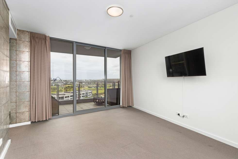 Fifth view of Homely apartment listing, 905/2 Oldfield Street, Burswood WA 6100