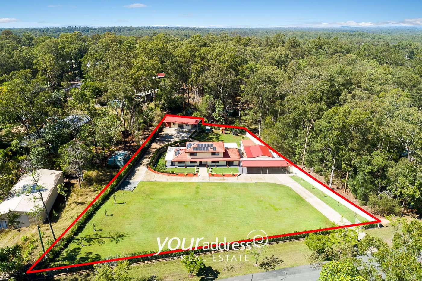 Main view of Homely house listing, 8-12 Lionheart Street, Forestdale QLD 4118
