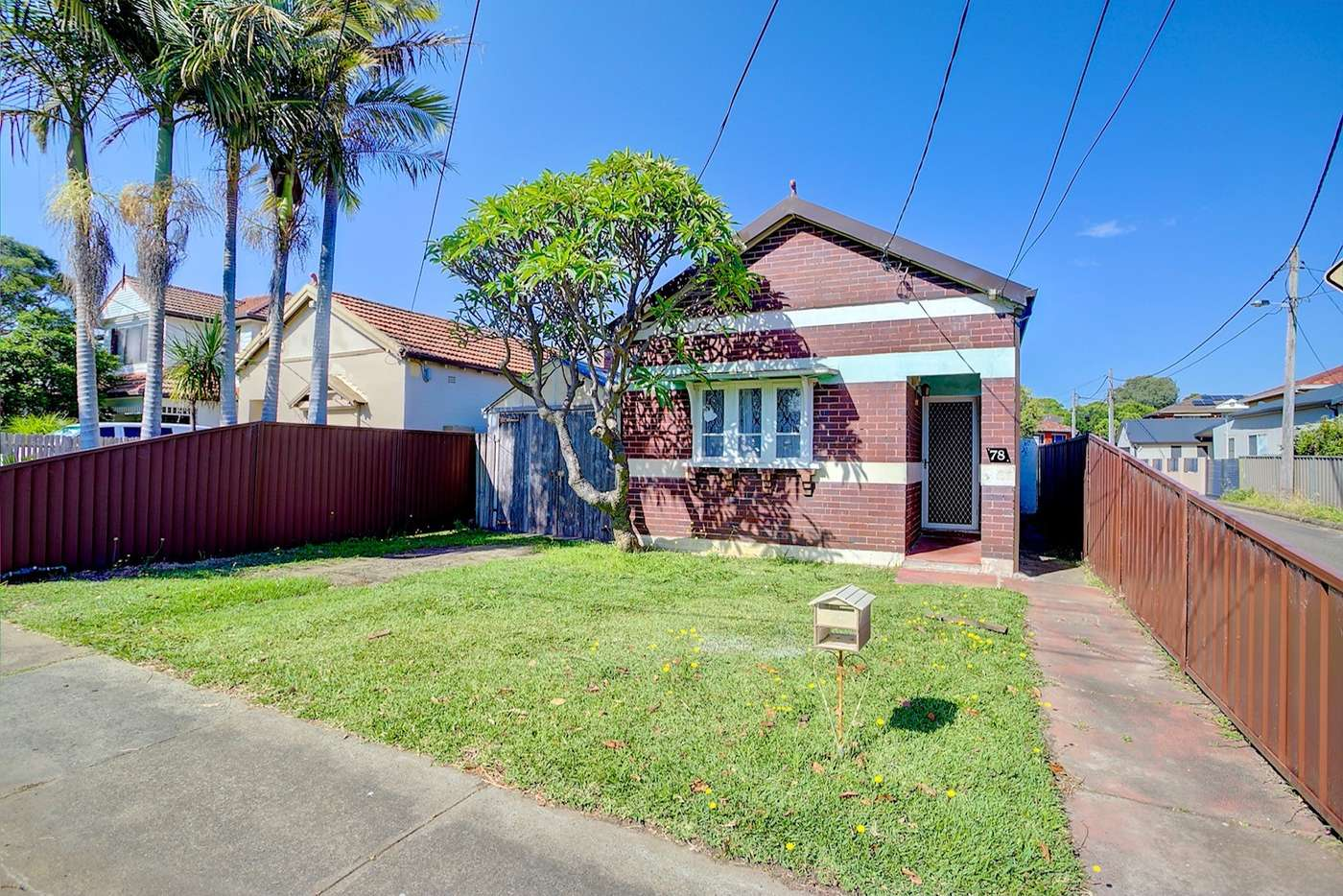 Main view of Homely house listing, 78 Baltimore Street, Belfield NSW 2191