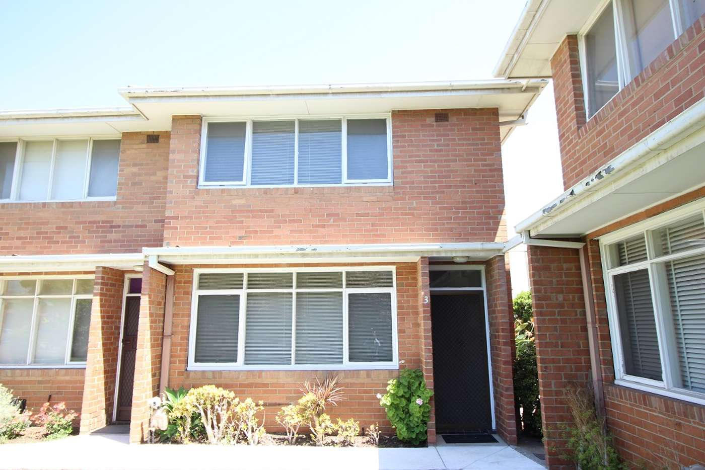 Main view of Homely townhouse listing, 3/1-5 Cumberland Road, Pascoe Vale South VIC 3044