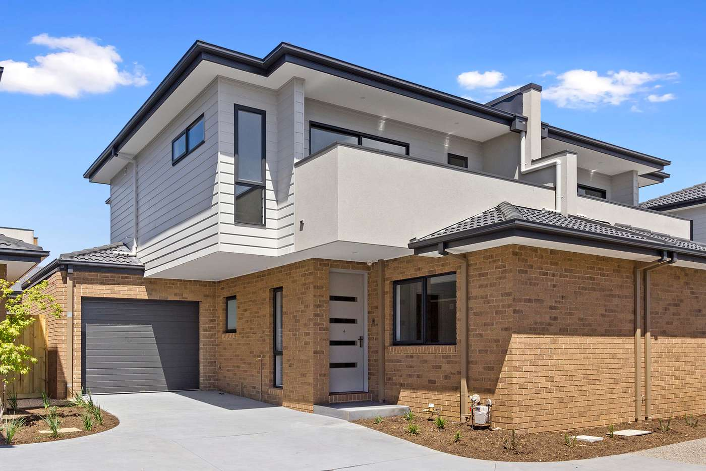 Main view of Homely townhouse listing, 4 Lexi Place, Kilsyth VIC 3137