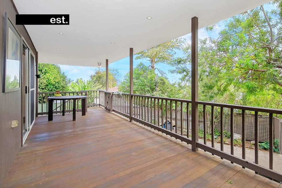 Fifth view of Homely house listing, 6 Oatlands Crescent, Oatlands NSW 2117