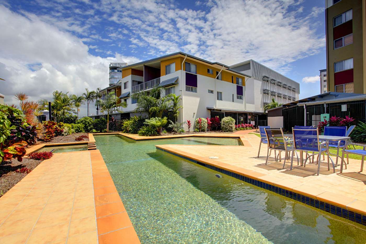 Main view of Homely apartment listing, 18/11-17 Stanley Street, Townsville City QLD 4810