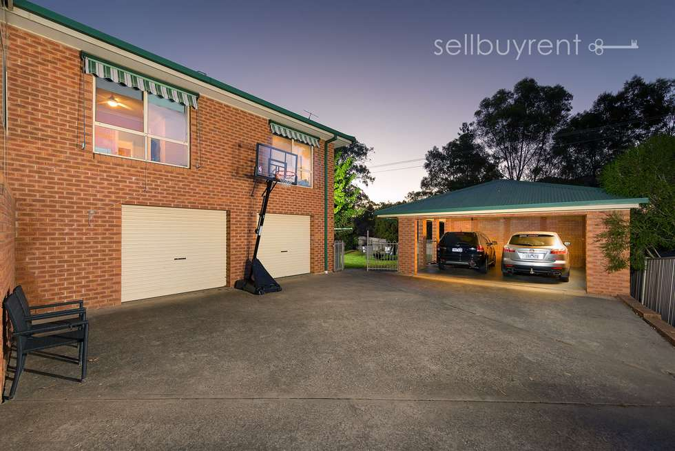 Second view of Homely house listing, 1 HELSINGOR AVENUE, Wodonga VIC 3690