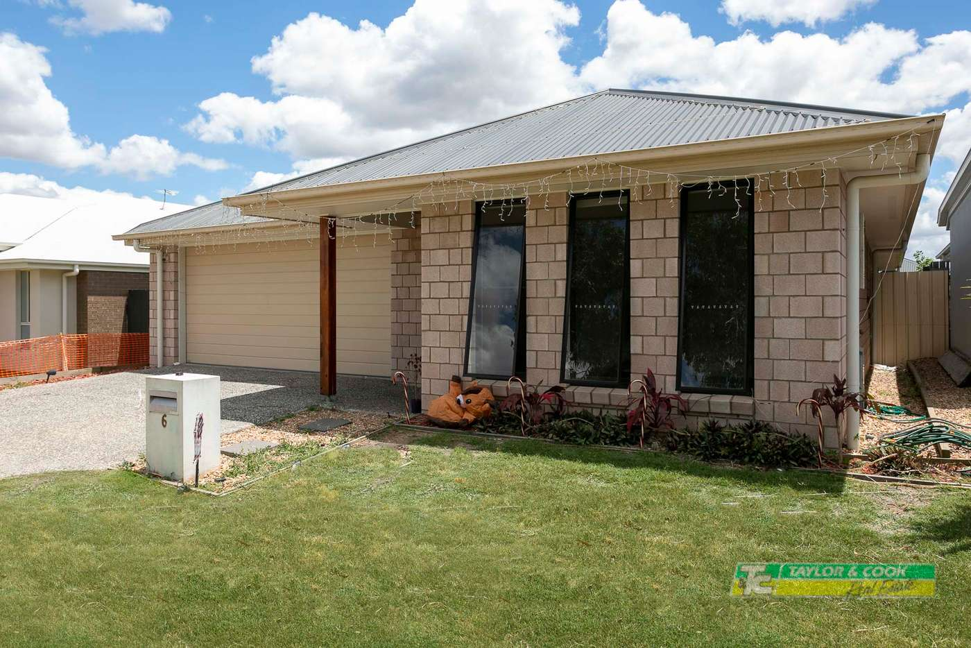 Main view of Homely house listing, 6 Massey Street, Yarrabilba QLD 4207