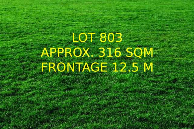 LOT 803 Proposed Road, Cobbitty NSW 2570