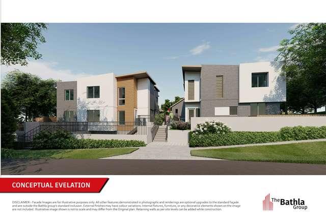 TH 10/46 Stapleton St (Proposed Address), Wentworthville NSW 2145