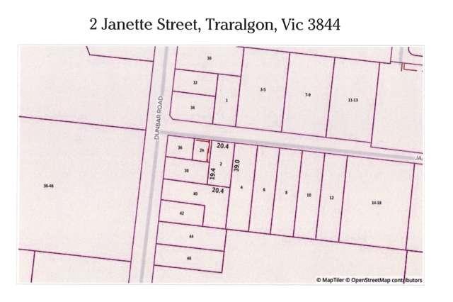 2 Janette Street, Traralgon VIC 3844