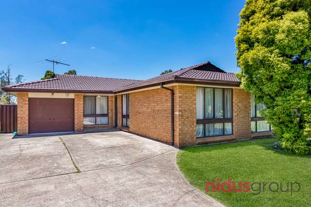 6 Speers Crescent, Oakhurst NSW 2761