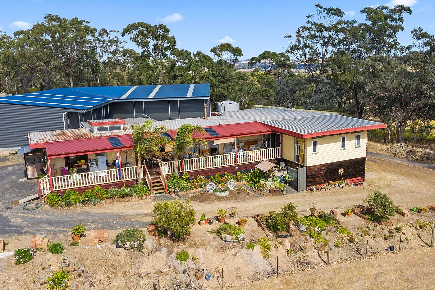 Main view of Homely lifestyle listing, 155 TALLAROOK-PYALONG ROAD, Tallarook VIC 3659
