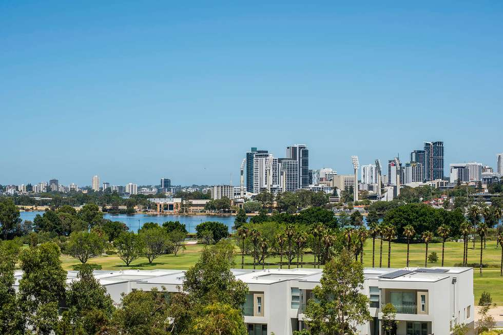 Fourth view of Homely apartment listing, 608/96 Bow River, Burswood WA 6100