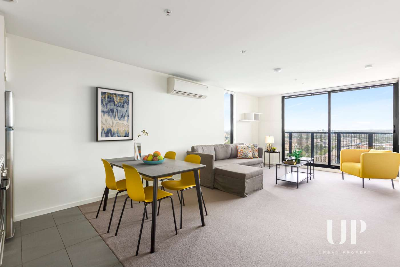 Main view of Homely apartment listing, 1701/243 Franklin Street, Melbourne VIC 3000