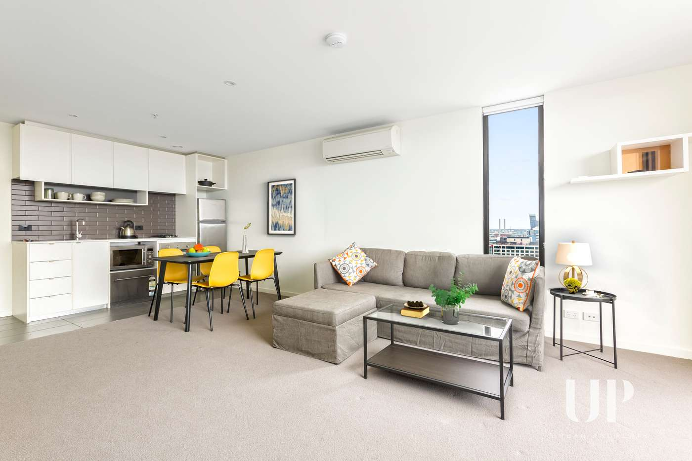 Fifth view of Homely apartment listing, 1701/243 Franklin Street, Melbourne VIC 3000