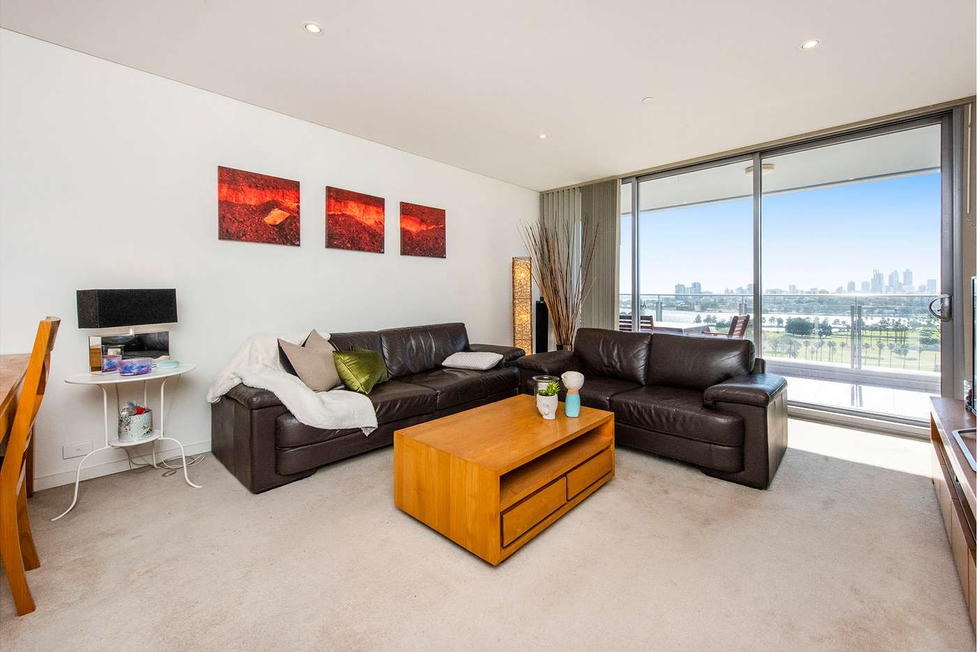 Main view of Homely apartment listing, 1202/30 The Circus, Burswood WA 6100