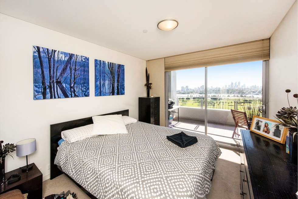 Fourth view of Homely apartment listing, 1202/30 The Circus, Burswood WA 6100