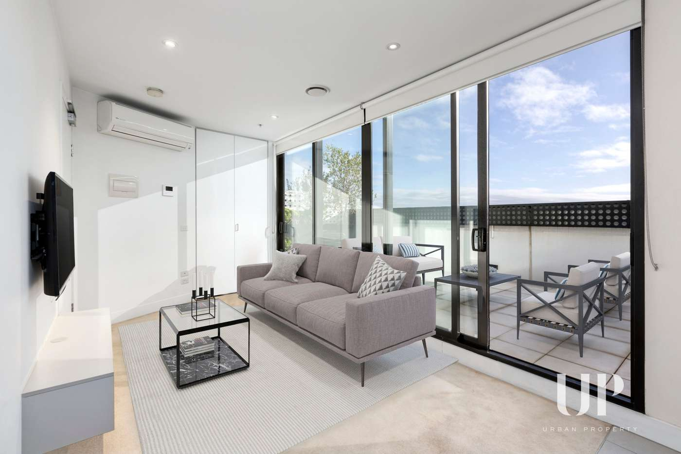 Main view of Homely apartment listing, 1102/263 Franklin Street, Melbourne VIC 3000